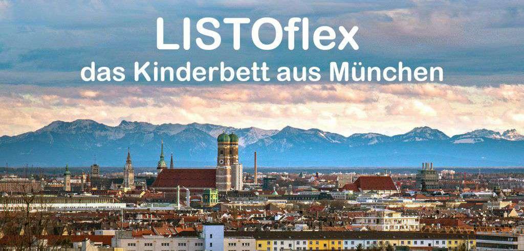 Kinderbett LISTOflex aus München