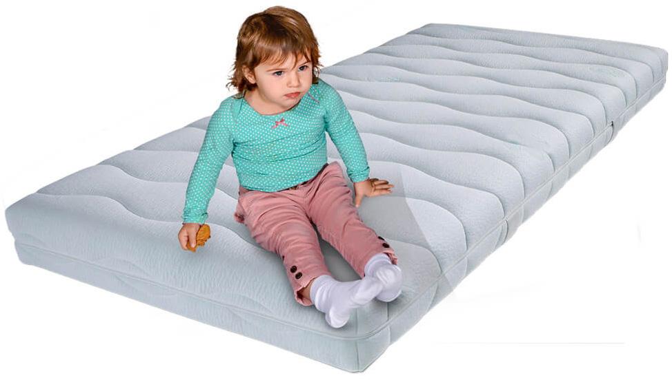 Kinderbett-Matratze 90x200 / SALTO Kinderbetten München