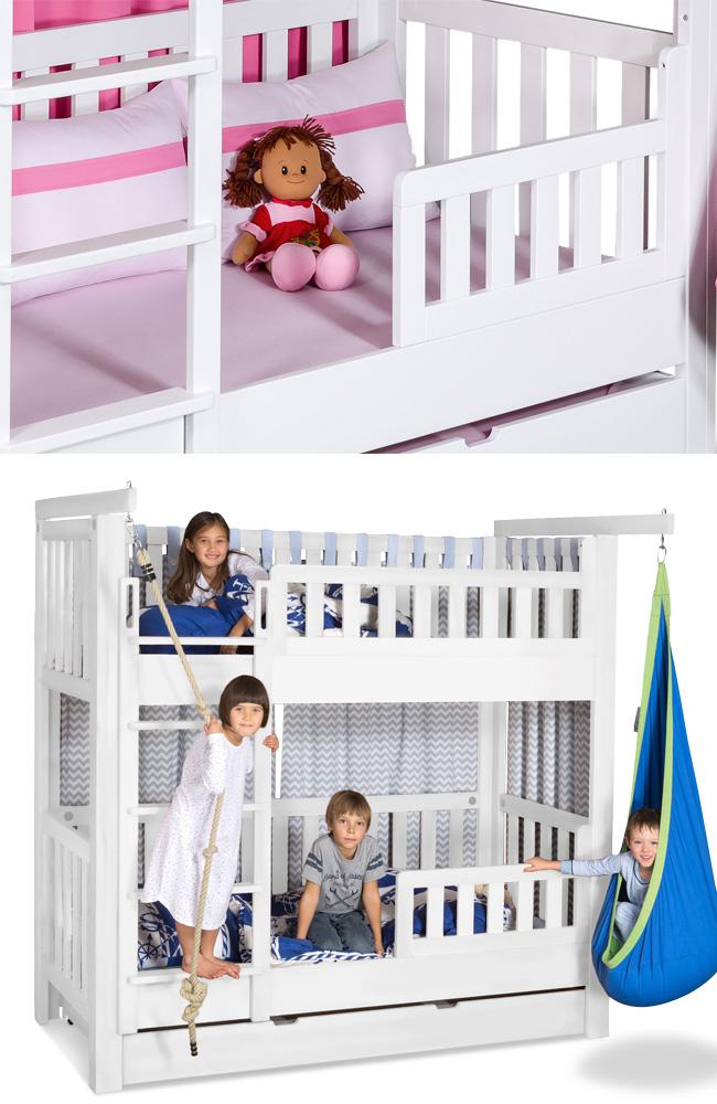 Frontschutz für Etagenbett LISTO / SALTO Kinderbetten München