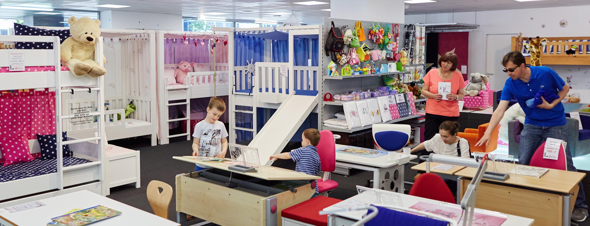 SALTO Kindermöbel München